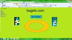 Bagels Website