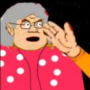 Mrs. Harkinian