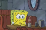 Sad SpongeBob