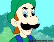 Angry Luigi