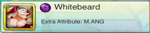 Gold Whitebeard Partner