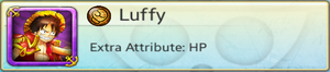 Bond Partner - Luffy (Purple)