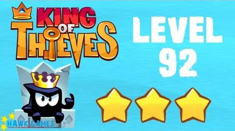 King of Thieves - Level 92