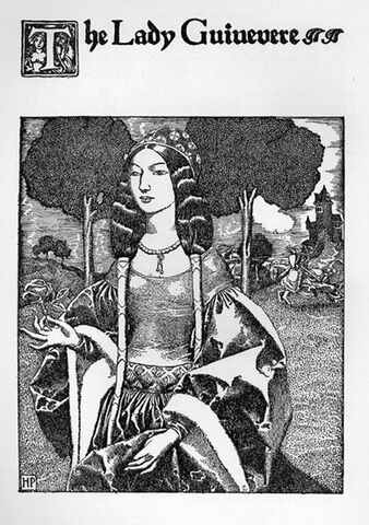 File:Howard-Pyle - The Lady Guinevere.jpg