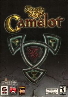 Dark Age of Camelot cover