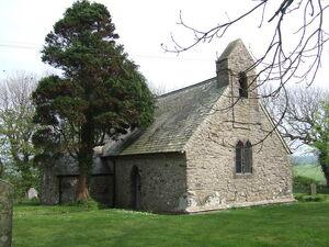 Eglwys Llanhywel- Llanhowell church - geograph.org.uk - 425460