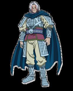 Go Kei Character Design anime S1