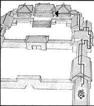 Palace layout