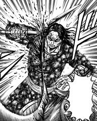 Mouten injured by Kanmei