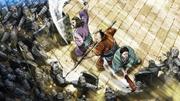 Monster Strength Trio anime portrait