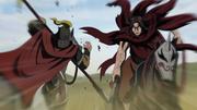 Hou Ken Slays Geki Shin anime S2