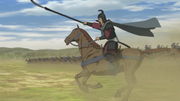 Ei Bi Leads The 2nd Wave Of The First Day anime S2
