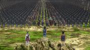 Newly Formed 1000-Man Hi Shin Unit anime S2