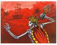 Skeleton Hawaiihl