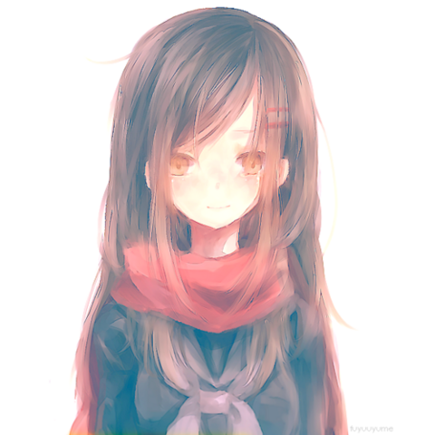File:Girl with a red scarf.png