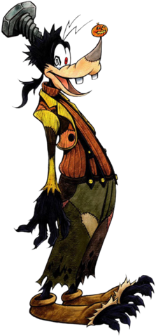 File:Goofy- Halloween Form (Art) KH.png