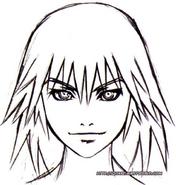 Riku- Concept (Art) KH