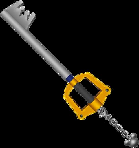 File:Kingdom Key KH.png