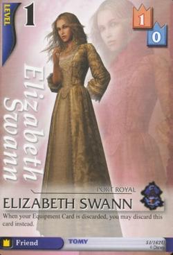 Elizabeth Swann BoD-51