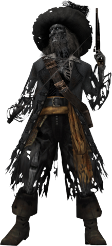File:Captain Barbossa (Undead) KHII.png