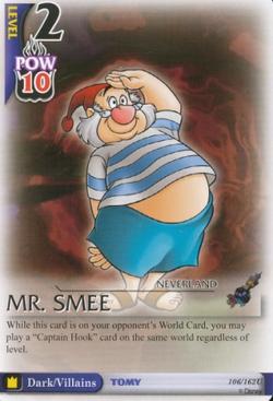 Mr. Smee BoD-106