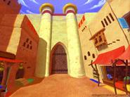 Agrabah- Bazaar (Art) KH