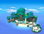 Destiny Islands (Art) KH