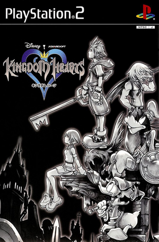 File:Japanese Cover Art KH.png