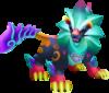 Aura Lion (Nightmare)