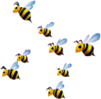 File:Honey Bee KHII.png