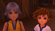 File:180px-Sora and Riku 01 KHBBS.png