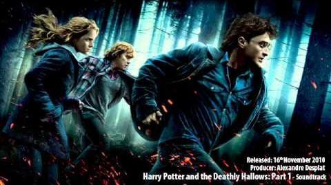 Detonators - 11 - Harry Potter And The Deathly Hallows Part 1 Soundtrack