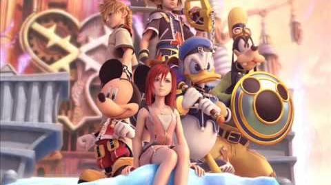 Kingdom Hearts II - Rowdy Rumble