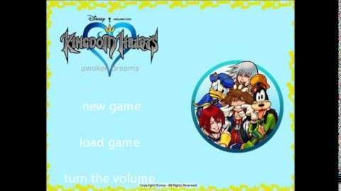 Kingdom hearts awoken dreams menu-2