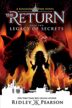 Kingdom Keepers Wiki The Return book2