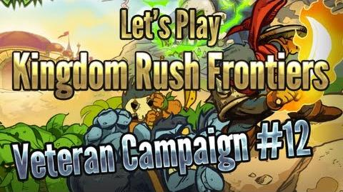 Kingdom Rush Frontiers - The Underpass (Level 12) - 3 Stars Veteran Campaign - iOS Game Walkthrough