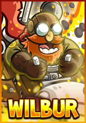 HeroProfile Wilbur