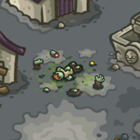 Scnry ZombiePile