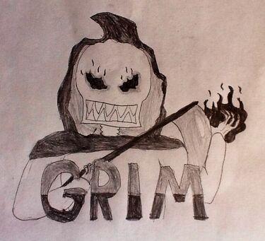 Hero Idea-Grim