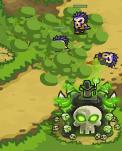 Pestilence being used