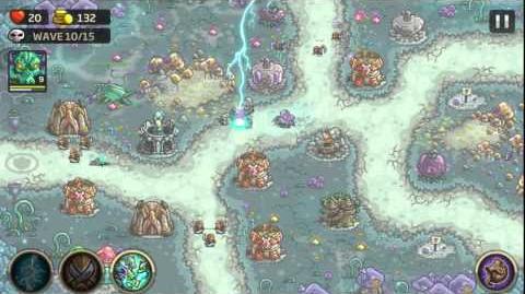 Kingdom Rush Origins Gameplay Neverwonder Veteran 3 Stars