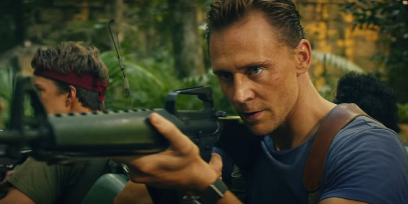 Image result for kong skull island tom hiddleston