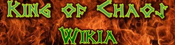 King of Chaos Wiki