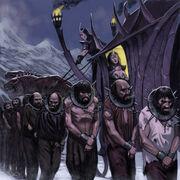 Human Slaves