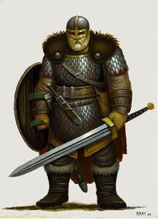 Njordsir Warrior