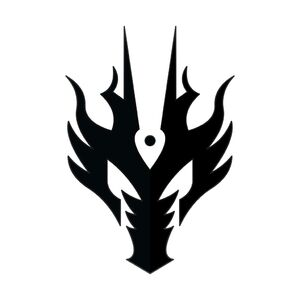 Dragon Cult Symbol