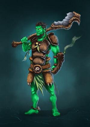 Hatishi Warrior