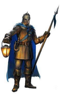 Katanovian Guardsman