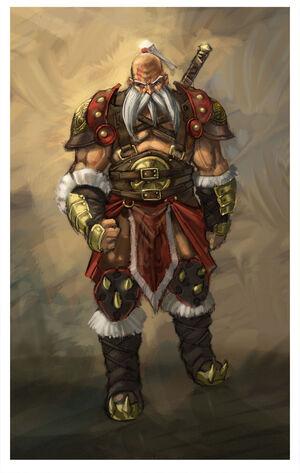 Gorg the Bloodbringer