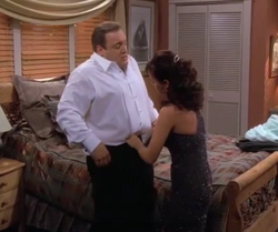 Best Man episode 1x13 - Doug tries to fit into his tux